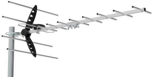 Фото - Антенна телевизионная Hyundai H-TAE260 17дБ пассивная серебристый антенна телевизионная hyundai h tae240 15дб пассивная серебристый