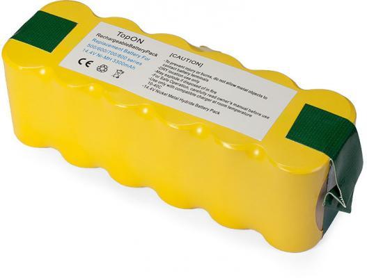 Аккумулятор для робота-пылесоса iRobot Roomba 500, 600, 700, 800, 900 Series. 14.4V 3300mAh Ni-MH. PN: GD-ROOMBA-500. TOP-IRBT500-33