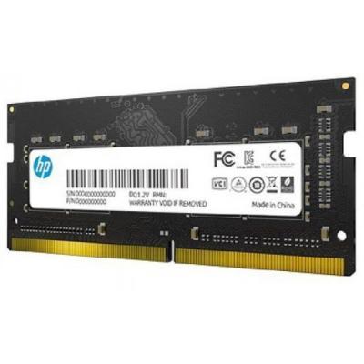 Фото - Оперативная память для ноутбука 8Gb (1x8Gb) PC4-21300 2666MHz DDR4 SO-DIMM CL19 HP 7EH98A оперативная память 8gb 1x8gb pc4 21300 2666mhz ddr4 dimm cl19 patriot psd48g266681
