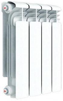 Радиатор RIFAR Alum 200 х14 сек биметаллический радиатор rifar рифар b 500 нп 10 сек лев кол во секций 10 мощность вт 2040 подключение левое