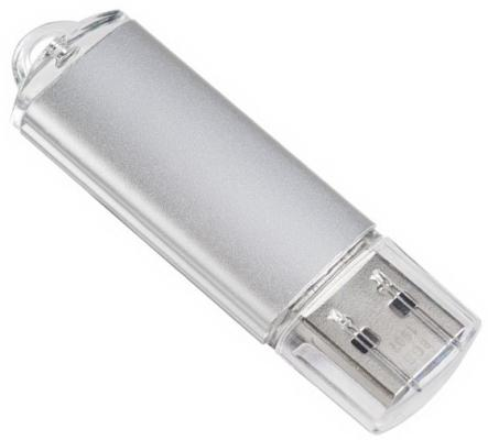 Фото - Флешка 64Gb Perfeo E01 USB 2.0 серебристый флешка 8gb perfeo e01 usb 2 0 серебристый pf e01s008es