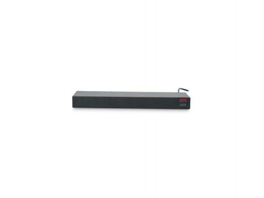 Блок распределения питания APC Rack PDU, Switched, 1U, 16A, 208/230V, (8)C13