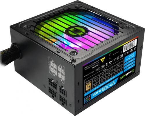 БП ATX 700 Вт GameMax VP-700-RGB-MODULAR
