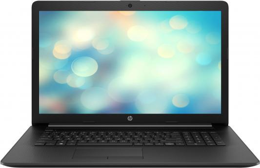 """Ноутбук 17.3"""" HD+ HP 17-ca1046ur/s black (AMD Ryzen 3 3200U/4Gb/512Gb SSD/DVD-RW/M530 2Gb/DOS) (9QX31EA)"""