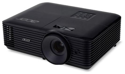 Фото - Проектор Acer X1227i DLP 4000Lm (1024x768) 20000:1 ресурс лампы:6000часов 1xHDMI 2.75кг проектор acer x128hp 1024x768 4000 люмен 20000 1 черный mr jr811 00y