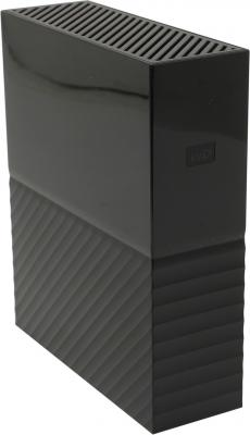 Фото - Жесткий диск WD Original USB 3.0 4Tb WDBBGB0040HBK-EESN My Book 3.5 черный жесткий диск wd original usb 3 0 10tb wdbwlg0100hbk eesn elements desktop 3 5 черный