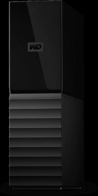 Фото - Жесткий диск WD Original USB 3.0 8Tb WDBBGB0080HBK-EESN My Book 3.5 черный ilhan berk the book of things