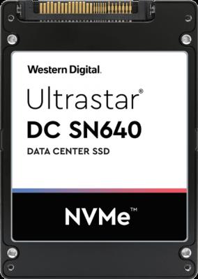 Твердотельный накопитель SSD 2.5 1.92 Tb Western Digital Ultrastar DC SN640 Read 3100Mb/s Write 2000Mb/s 3D NAND TLC (WUS4BB019D7P3E1 0TS1961 ) твердотельный накопитель ssd 2 5 3 75 tb western digital ultrastar dc sn640 read 3100mb s write 1800mb s 3d nand tlc 0ts1962 wus4bb038d7p3e1