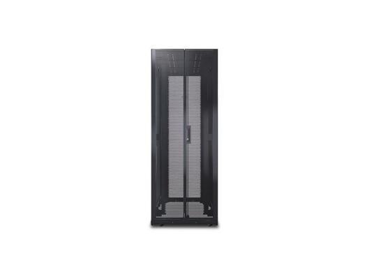 цена на Шкаф APC NetShelter SX 42U 750mm Wide x 1070mm Deep Networking Enclosure with Sides