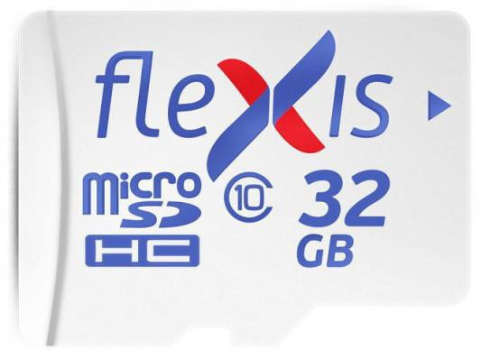 Фото - Flexis microSDHC 32GB class10 U1 R/W 80/45 MB/s with adapter, made in Russia peacock metal handle seealing wax stamp with personalized custom made picture logo for promotion by free shipping