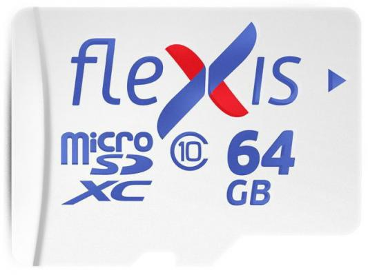 Фото - Flexis microSDXC 64GB class10 U1 R/W 92/40 MB/s with adapter, made in Russia peacock metal handle seealing wax stamp with personalized custom made picture logo for promotion by free shipping