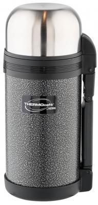 Фото - Термос Thermos ThermoCafe HAMMP-1200-HT (725370) 1.2л. стальной/черный термос thermos thermocafe arctic 1000 157775 1л белый