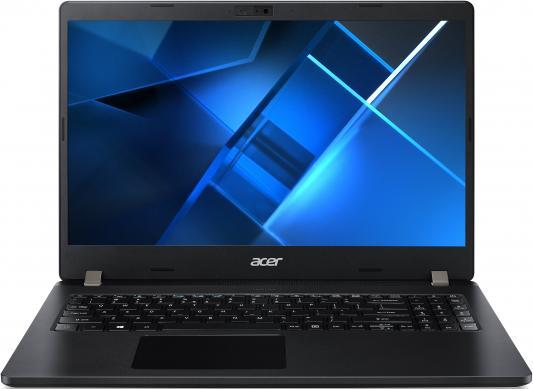 Ноутбук Acer TravelMate P2 TMP215-52-78AN 15.6 1920x1080 Intel Core i7-10510U 512 Gb 16Gb WiFi (802.11 b/g/n/ac/ax) Intel UHD Graphics 620 черный Windows 10 Professional NX.VLLER.00J