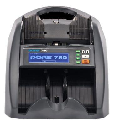 Счетчик банкнот Dors 750M1 FRZ-042906 мультивалюта