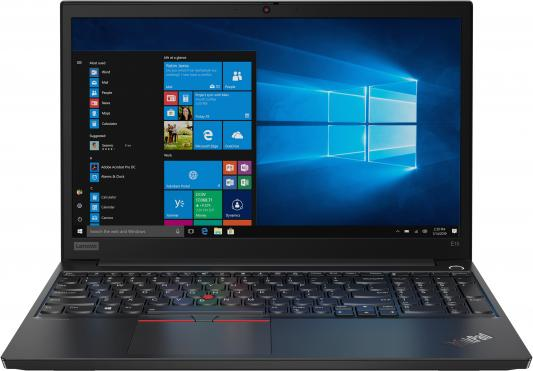 Фото - Ноутбук Lenovo ThinkPad E15-IML T Core i7 10510U/8Gb/SSD256Gb/Intel UHD Graphics/15.6/IPS/FHD (1920x1080)/Windows 10 Professional 64/black/WiFi/BT/Cam ноутбук lenovo thinkpad e15 intel core i7 10510u 1800mhz 15 6 1920x1080 8gb 512gb ssd intel uhd graphics windows 10 pro 20rd0019rt черный