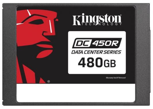 Kingston 480GB SSDNow DC450R (Read-Centric) SATA 3 2.5 (7mm height) 3D TLC