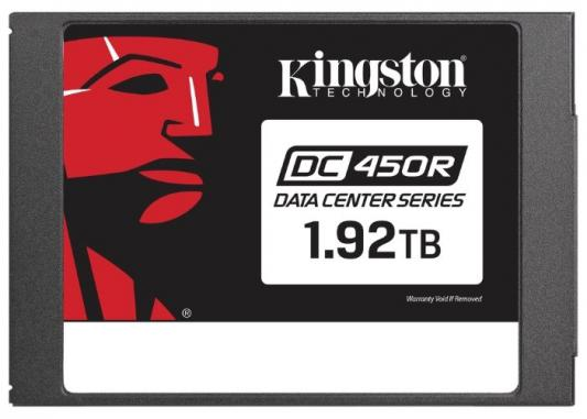 Kingston 1920GB SSDNow DC450R (Read-Centric) SATA 3 2.5 (7mm height) 3D TLC