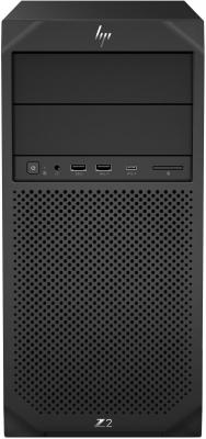 ПК HP Z2 G4 TWR Xeon E-2244g (3.5)/32Gb/SSD512Gb/UHDG 630/DVDRW/CR/Windows 10 Workstation Professional 64/клавиатура/мышь