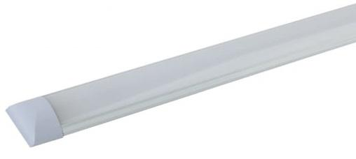 ЭРА Б0032480 SPO-5-40-6K-M (F) Светодиодный светильник 1200x75x25 36Вт 2400Лм 6500К мат СТАЛЬ-БЕЛ светодиодный светильник in home spo 108 36вт 6500к 2700лм 119 2 х 7 5 см