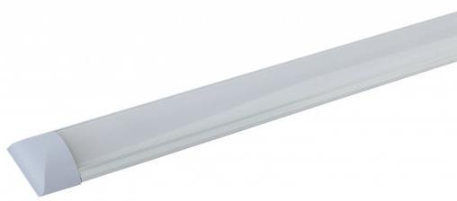 ЭРА Б0032481 SPO-5-40-6K-P (F) Светодиодный светильник 1200x75x25 36Вт 2880Лм 6500К прозр СТАЛЬ-БЕЛ светодиодный светильник in home spo 108 36вт 6500к 2700лм 119 2 х 7 5 см
