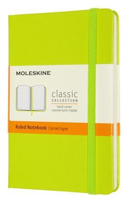 Фото - Блокнот Moleskine CLASSIC MM710C2 Pocket 90x140мм PP 192стр. линейка твердая обложка лайм блокнот moleskine classic mm710p14 pocket 90x140мм 192стр линейка твердая обложка коричневый