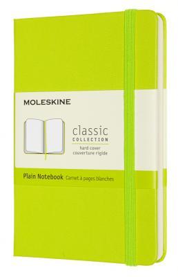Фото - Блокнот Moleskine CLASSIC QP012C2 Pocket 90x140мм PP 192стр. нелинованный твердая обложка лайм блокнот moleskine classic mm710p14 pocket 90x140мм 192стр линейка твердая обложка коричневый