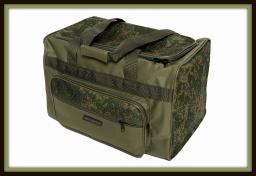 SOLARIS 5122 Сумка багажная с боковым карманом 54 л, Пиксель/олива