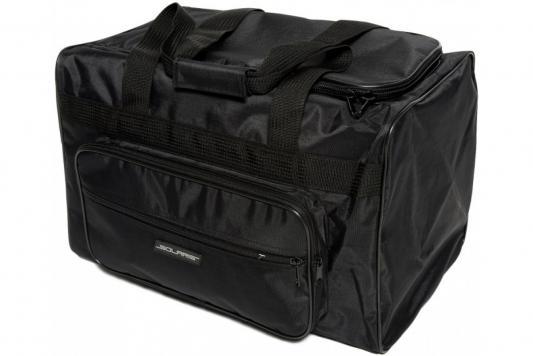 SOLARIS 5123 Сумка багажная с боковым карманом 54 л, Чёрная