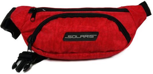SOLARIS 5410 Сумка поясная, Красная solaris 5410 сумка поясная красная