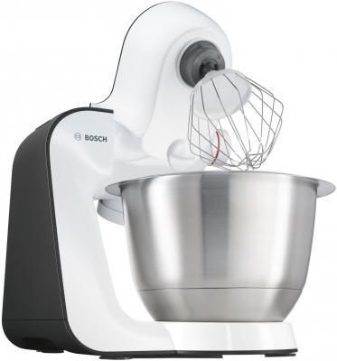 Фото - Кухонный комбайн Bosch MUM54A00 серый/белый кухонный комбайн bosch mum4426 белый