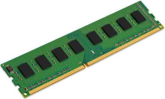 Оперативная память 8Gb (1x8Gb) PC3-12800 1600MHz DDR3 DIMM CL11 Kingston KVR16N11/8 модуль памяти kingston kvr16n11 8