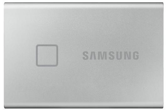 Фото - Накопитель SSD Samsung USB Type-C 1Tb MU-PC1T0S/WW T7 Touch 1.8 samsung t5 1tb mu pa1t0r ww красный