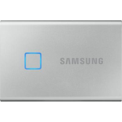 Накопитель SSD Samsung USB Type-C 2Tb MU-PC2T0S/WW T7 Touch 1.8