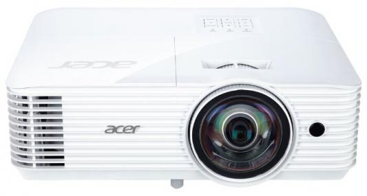 Фото - Acer S1286Hn [MR.JQG11.001] {DLP 3D, XGA, 3500lm, 20000/1, HDMI, RJ45, short throw 0.6, 2.7kg} acer s1286hn