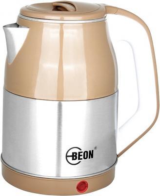 Чайник электрический Beon BN-3005 1800 Вт бежевый 2 л пластик