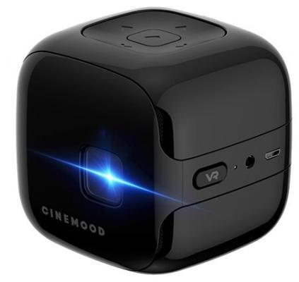 Фото - Проектор CINEMOOD Storyteller VR CNMD0019DM 640x360 35 люмен 1000:1 черный (DKBK1M) мирский м богоявленский н медицина древней руси