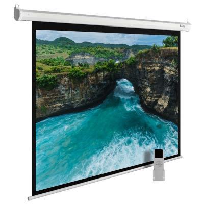 Фото - Экран Cactus 150x200см SIlverMotoExpert CS-PSSME-200X150-DG 4:3 настенно-потолочный рулонный темно-серый (моторизованный привод) cactus silvermotoexpert cs pssme 240x150 dg темно серый
