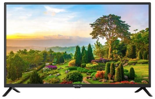 Телевизор Supra STV-LC39LT0075W черный телевизор supra stv lc40lt0055f 40 черный