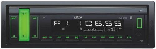 Фото - Автомагнитола ACV AVS-914BG 1DIN 4x50Вт автомагнитола acv avs 812r 1din 4x50вт