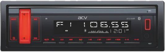 Фото - Автомагнитола ACV AVS-914BR 1DIN 4x50Вт автомагнитола acv avs 812r 1din 4x50вт