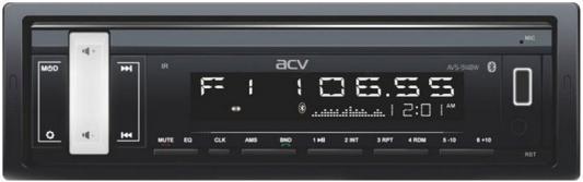Фото - Автомагнитола ACV AVS-914BW 1DIN 4x50Вт автомагнитола acv avs 812r 1din 4x50вт