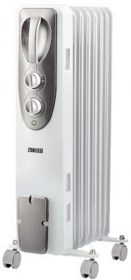 Радиатор масляный Zanussi Espressione ZOH/ES-11WN 2200W (11-секций) биметаллический радиатор rifar рифар b 500 нп 10 сек лев кол во секций 10 мощность вт 2040 подключение левое