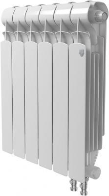 Радиатор Royal Thermo Indigo Super 500 VR - 10 секц. биметаллический радиатор rifar рифар b 500 нп 10 сек лев кол во секций 10 мощность вт 2040 подключение левое