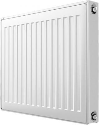 Радиатор панельный Royal Thermo COMPACT C21-500-1100 RAL9016 биметаллический радиатор rifar рифар b 500 нп 10 сек лев кол во секций 10 мощность вт 2040 подключение левое
