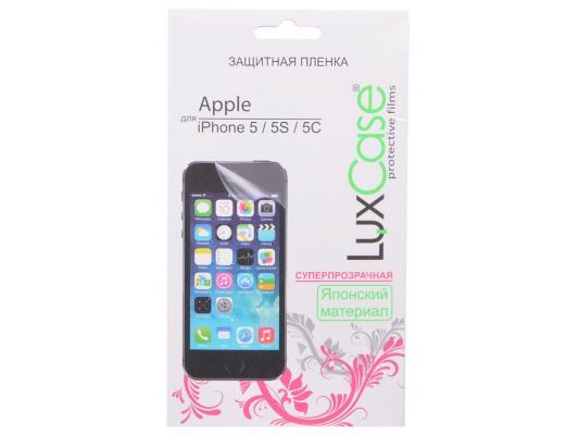 Защитная плёнка суперпрозрачная Lux Case 80247 для iPhone 5 iPhone 5S iPhone 5C