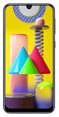 Электроника Смартфон Samsung Galaxy M31 128 Гб черный (SM-M315FZKVSER) Надым