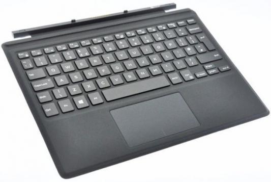 Клавиатура беспроводная DELL 580-AHCD Bluetooth черный для Latitude 5420