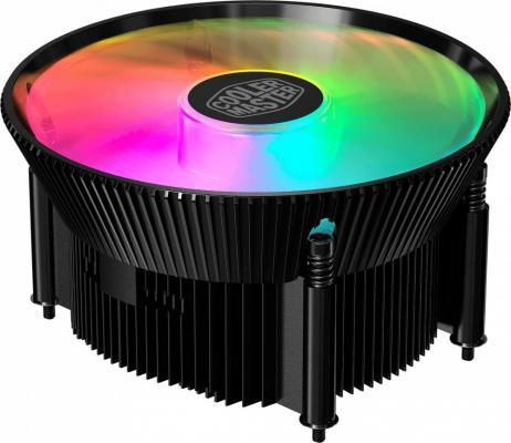 Cooler Master CPU A71C PWM, AMD, 95W, ARGB Fan, AlCu, 4pin, RGB Controller