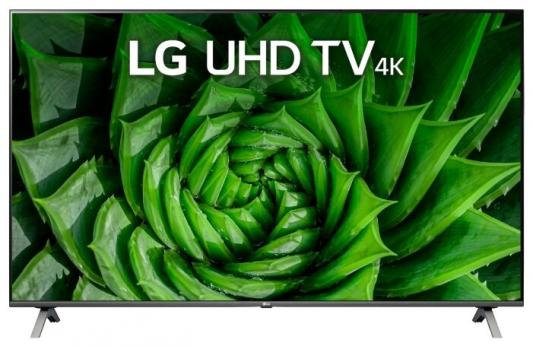 Фото - Телевизор LG 55UN80006LA черный телевизор lg 49uk6200pla черный
