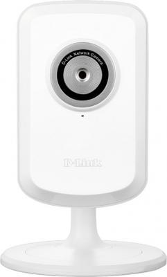 """Камера IP D-Link DCS-930L CMOS 1/5"""" 640 x 480 MJPEG RJ-45 Wi-Fi белый"""